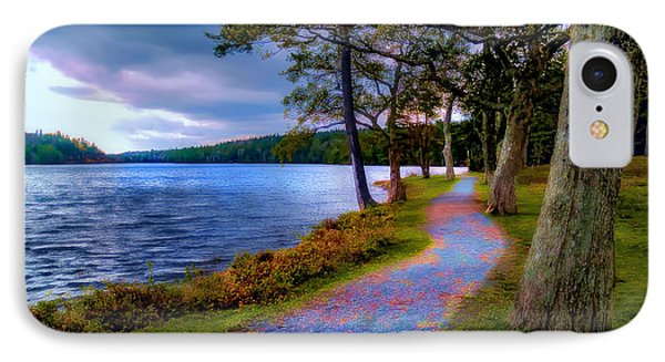 Magical Path IPhone Case by Ken Morris