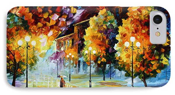 Magical Time Phone Case by Leonid Afremov