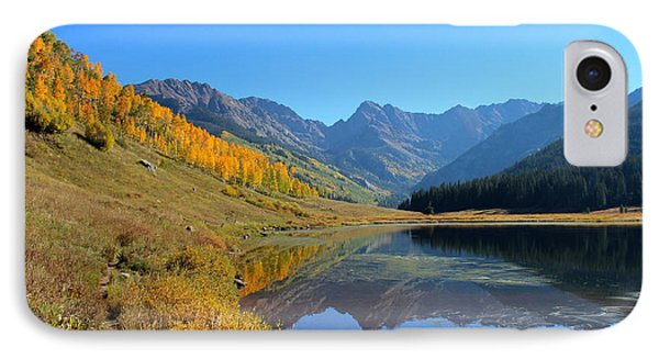 Magical View IPhone Case by Fiona Kennard