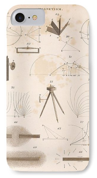 Magnetism IPhone Case by Middle Temple Library