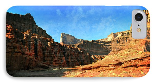 Magnificent Butte Phone Case by Marty Koch