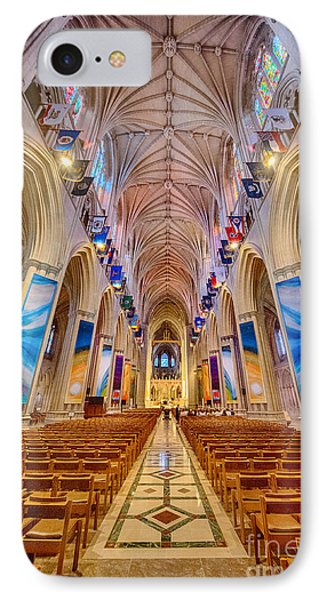 Magnificent Cathedral II IPhone Case by Ray Warren