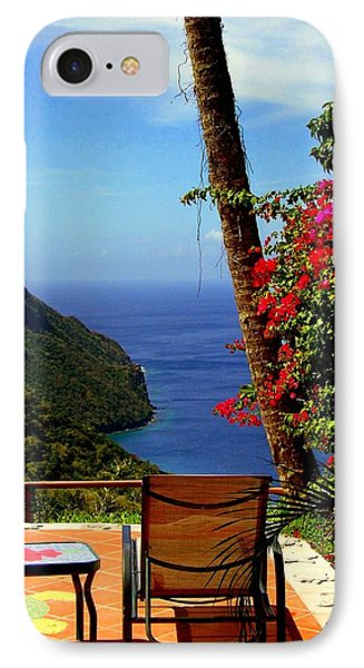 Magnificent Ladera Phone Case by Karen Wiles