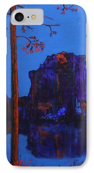 Magnificent North Phone Case by Kathy Peltomaa Lewis