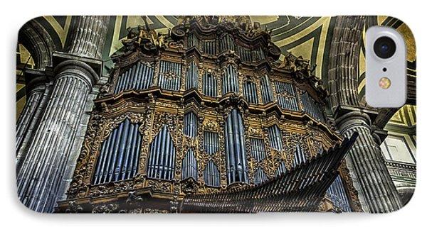 Magnificent Pipe Organ Phone Case by Lynn Palmer