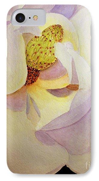 Magnolia IPhone Case by Carol Grimes