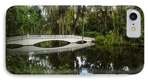 IPhone Case featuring the photograph Magnolia Plantation And Gardens by Doug McPherson