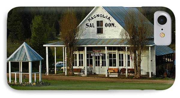 IPhone Case featuring the photograph Magnolia Saloon by Sam Rosen