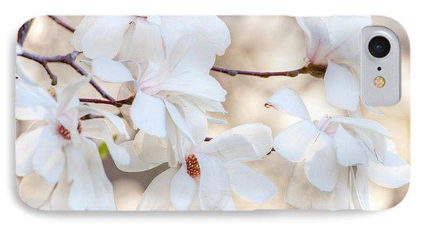 Magnolia Spring 1 IPhone Case