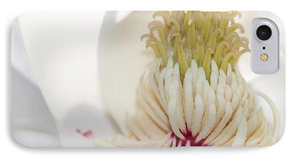Magnolia Sticky Fingers Phone Case by Sabrina L Ryan