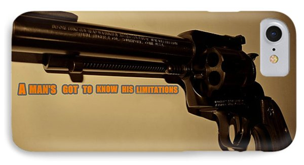 Magnum Force Custom Phone Case by Movie Poster Prints