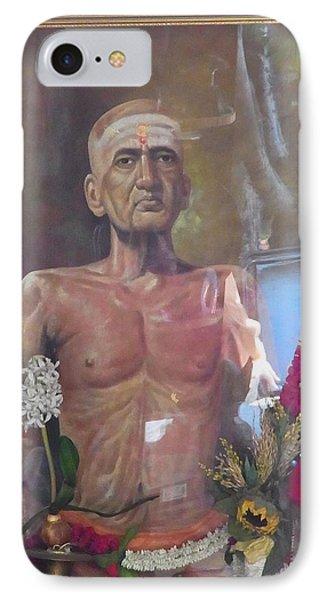 Maha Samadhi Day IPhone Case by Agnieszka Ledwon