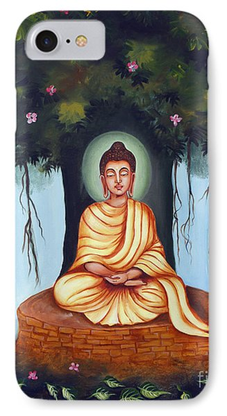 Mahatma Buddha IPhone Case