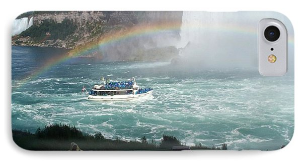 IPhone Case featuring the photograph Maid Of The Mist -41 by Barbara McDevitt