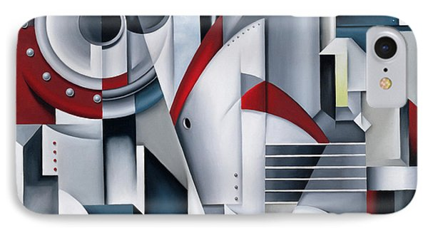 Maiden Voyage IPhone Case by Catherine Abel