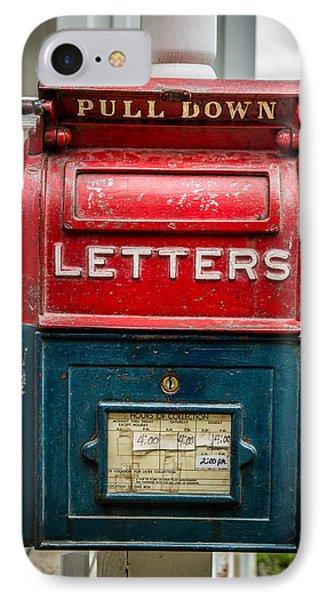 Mail Box IPhone Case