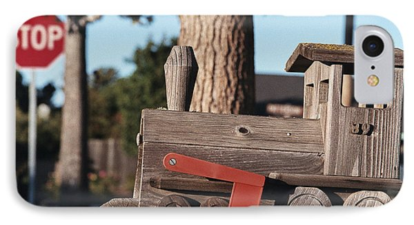 Mail Stop Phone Case by Caitlyn  Grasso