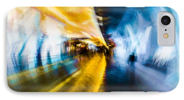 IPhone Case featuring the photograph Main Access Tunnel Nyryx Station by Alex Lapidus