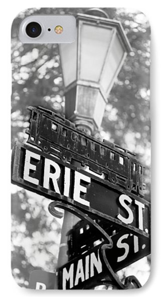 IPhone Case featuring the photograph Main St V by Courtney Webster