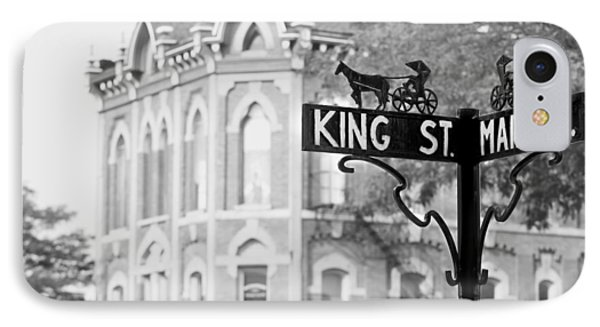 IPhone Case featuring the photograph Main St Vi by Courtney Webster