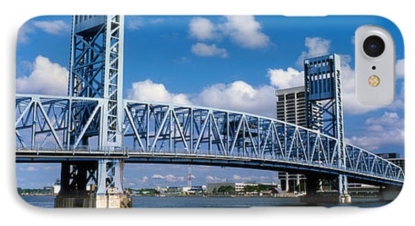 Main Street Bridge, Jacksonville IPhone Case by Panoramic Images
