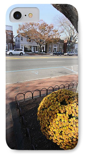 Main Street East Hampton New York IPhone Case