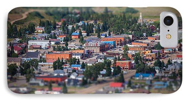 Main Street Silverton Colorado IPhone Case