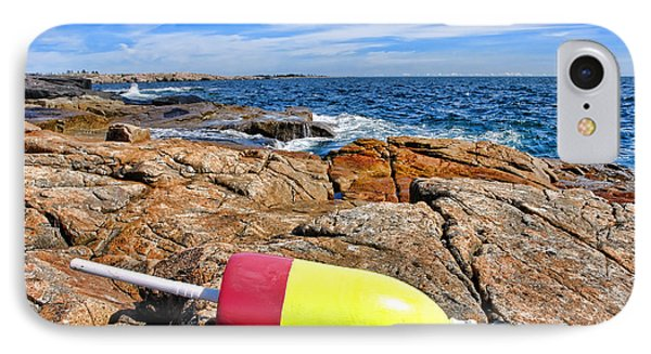 Maine Coast Phone Case by Olivier Le Queinec