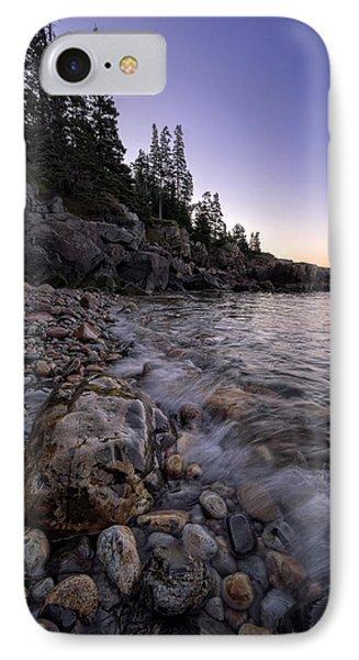 Maine Dawn IPhone Case by Rick Berk