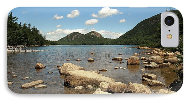 Maine IPhone Case by Raymond Earley