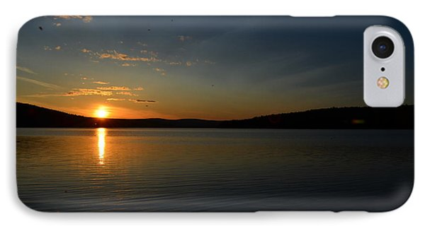 IPhone Case featuring the photograph Maine Sunset by James Petersen