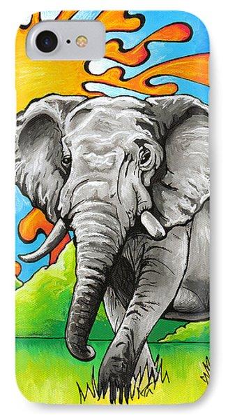 Majestic Elephant IPhone Case