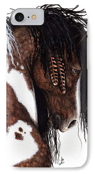 Majestic Gypsy Horse  IPhone Case