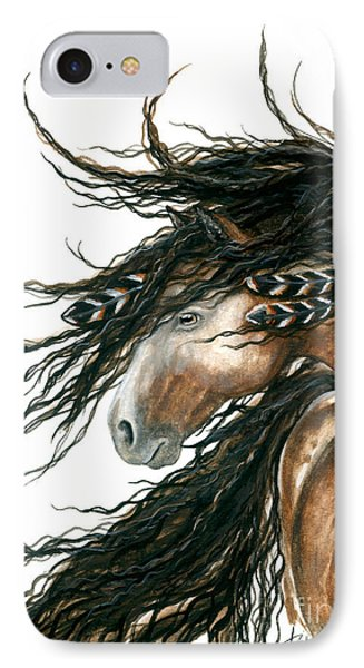 Majestic Pinto Horse 80 Painting By Amylyn Bihrle