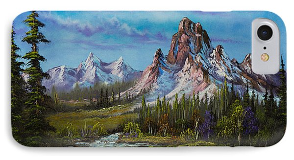 Majestic Morning IPhone Case by C Steele
