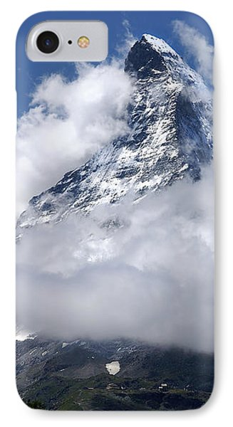IPhone Case featuring the photograph Majestic Mountain  by Annie Snel