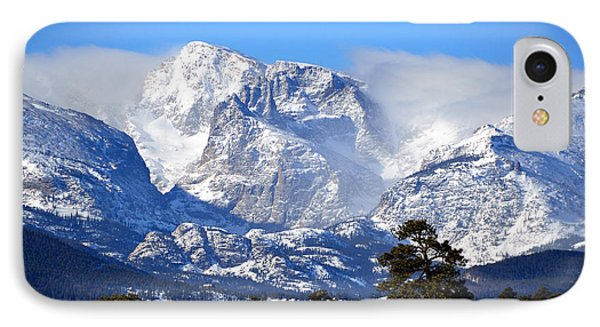 Majestic Mountains Phone Case by Tranquil Light  Photography