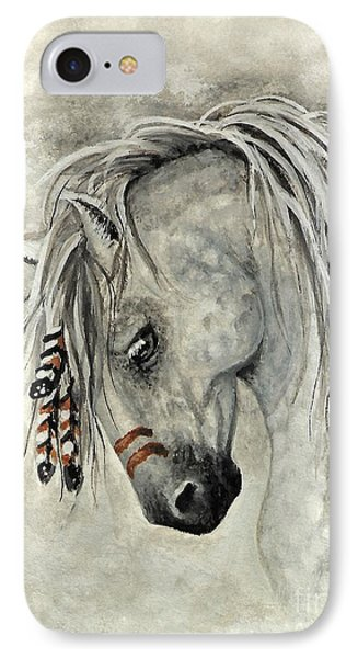 Majestic Mustang 30 Phone Case by AmyLyn Bihrle