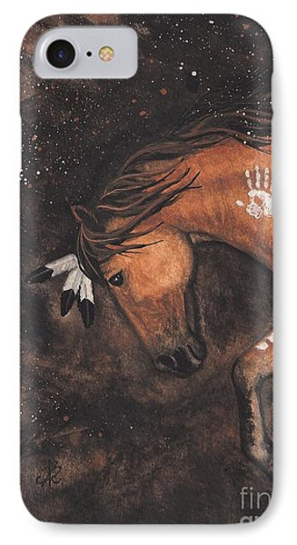 Majestic Mustang Series 40 Phone Case by AmyLyn Bihrle