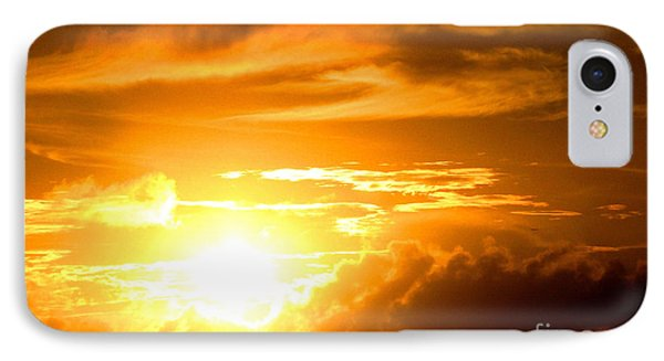 Majestic Sunset Phone Case by Kristine Merc