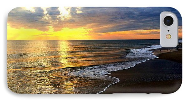 Majestic Sunset IPhone Case by Shelia Kempf
