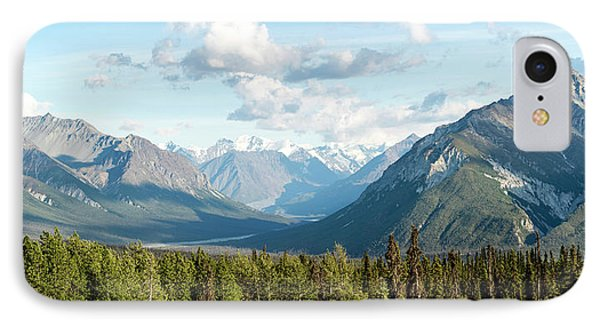 Majestic Valley As It Matanuska-susitna IPhone Case
