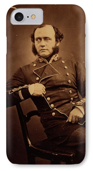 Major General Charles Ashe Sic Windham IPhone Case by Quint Lox