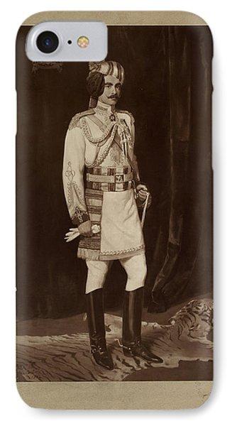 Major Hh Maharaja Sir Ganga Singh IPhone Case by British Library