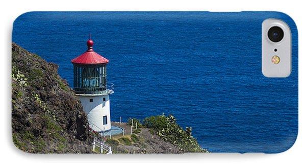 Makapuu Lighthouse 1 IPhone Case