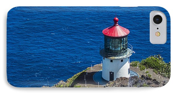 IPhone Case featuring the photograph Makapuu Lighthouse 3 by Leigh Anne Meeks