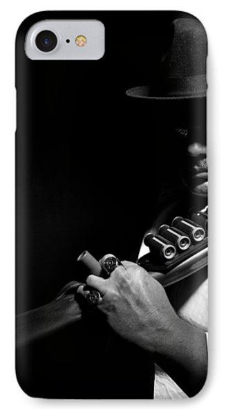 Make It Count Phone Case by Monte Arnold