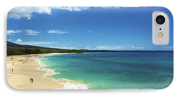 Makena Beach Lookout Phone Case by Kicka Witte