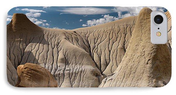 Makoshika State Park 5 IPhone Case by Leland D Howard
