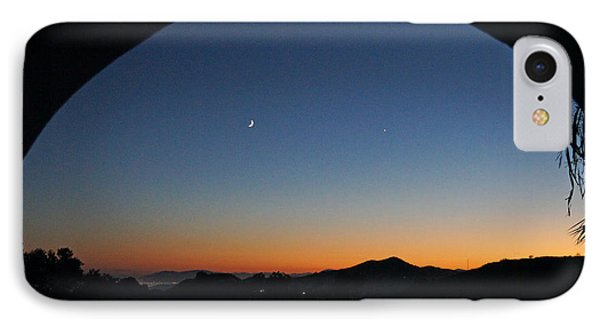 IPhone Case featuring the photograph Malaga Sunset by Rod Jones
